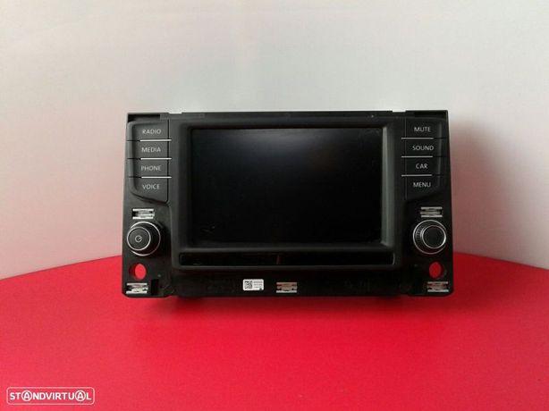 Auto-Rádio (Cd) Volkswagen Golf Vii (5G1, Bq1, Be1, Be2)
