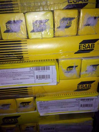 Электроды ESAB OK48.00 d2,5mm,d3,2mm,Behler FOX EV50 d2,5mm,d3,2mm,d4,