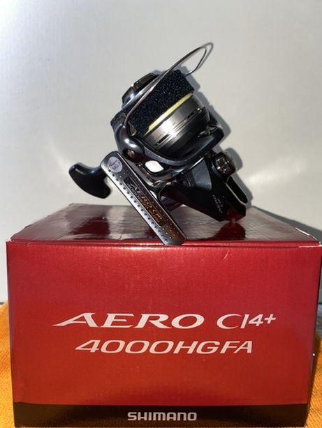 NOVO shimano AR-C AERO CI4 4000 FA HG