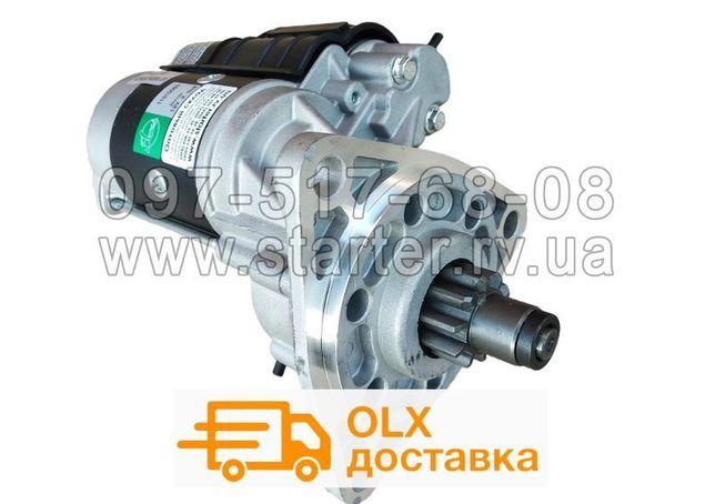 Стартер 12V-3.5kW на МТЗ-ЮМЗ-Т40-Т25-Т16, Slovak (Оригинал)