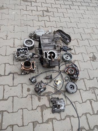 Silnik quad kawasaki klf 400  #4x4.skrzynia.kartery.glowica.stator#