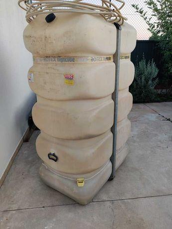 """Depósito de 1500L p/ gasolina """"Rotex Highcube 1500"""""""
