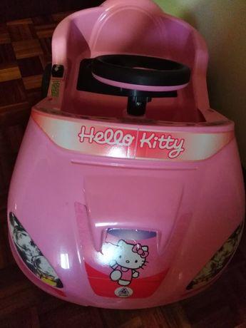 Vendo Carro Hello Kitty