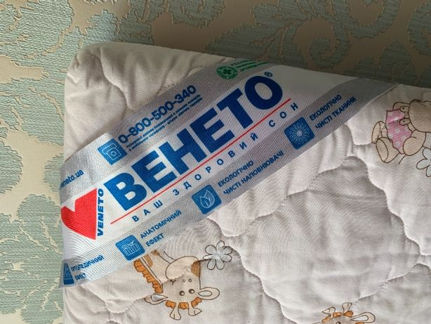 Детский матрас Veneto, венето ортопедический 120*60
