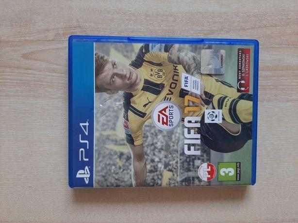 Fifa 17 na konsole PS 4