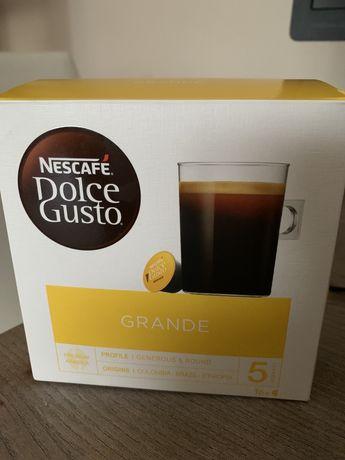 Kapsułki dolce gusto grande 5 nescafe NOWE