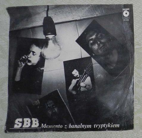 SBB – Memento Z Banalnym Tryptykiem (платівка, Польща)