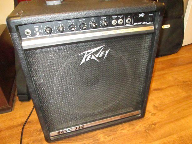 wzmacniacz basowy gitarowy peavey basic 112 50 wat