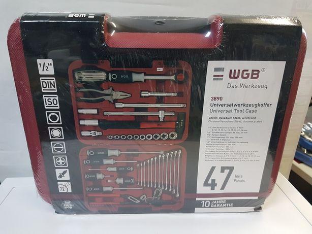 Zestaw kluczy walizka WGB 3890