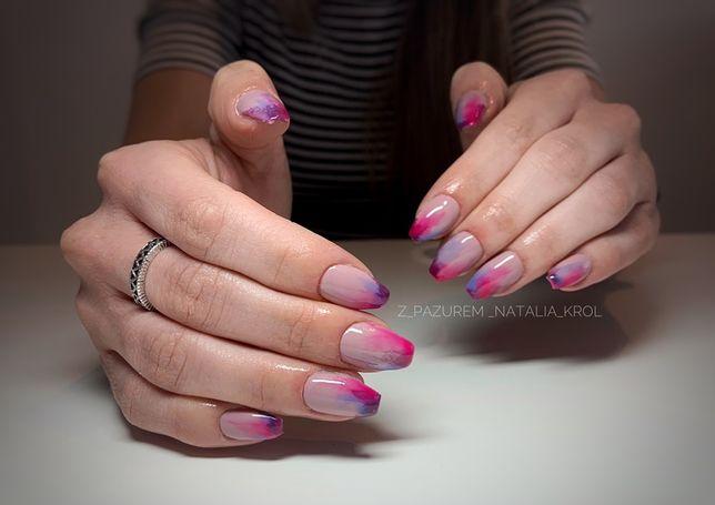 Manicure i pedicure hybrydowy, paznokcie akrylowe, przedlużanie