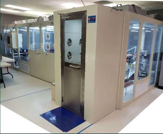 Pomieszczenie czyste Clean Room kontrolowane parametry środowiskowe