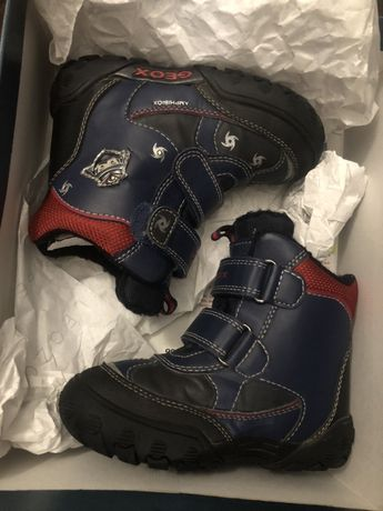 Зимние ботиночки тэрмо Geox