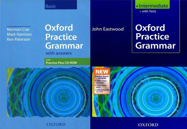 Oxford Practice Grammar Basic, Intermediate