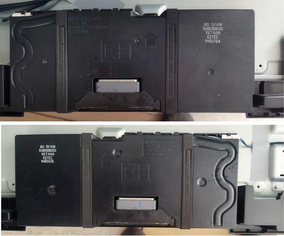 Smart TV LG 60 polegadas - Peças