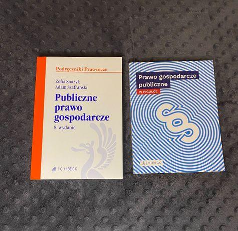 Zestaw książek-Prawo gospodarcze publiczne