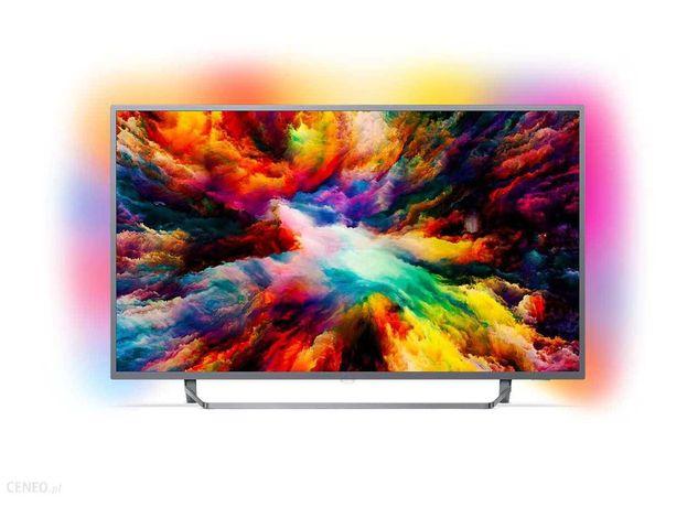 """Telewizor Philips 65"""" LED 4K Android 65PUS7303 Netflix  AMBILIGHT"""