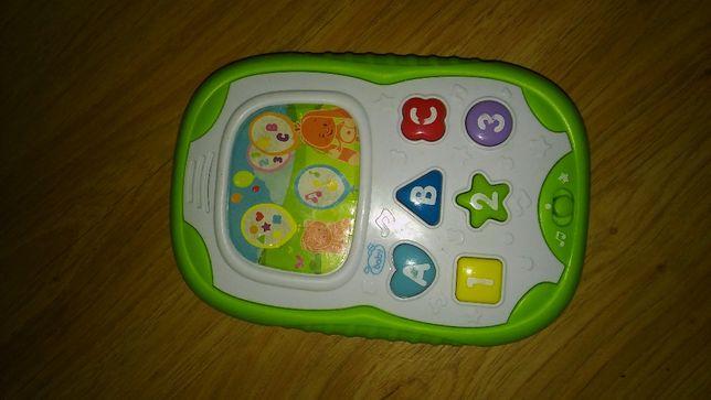 telefon tablet interaktywny