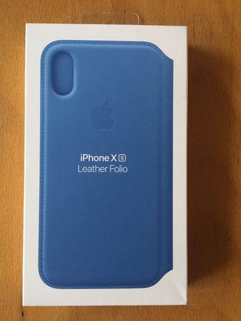 Sprzedam etui Apple Iphone Xs Leather Folio