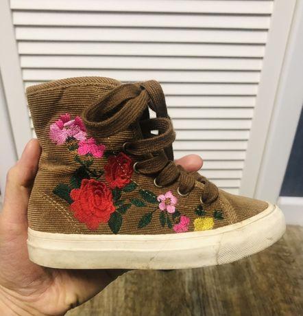 Ботинки Zara kids girl 26