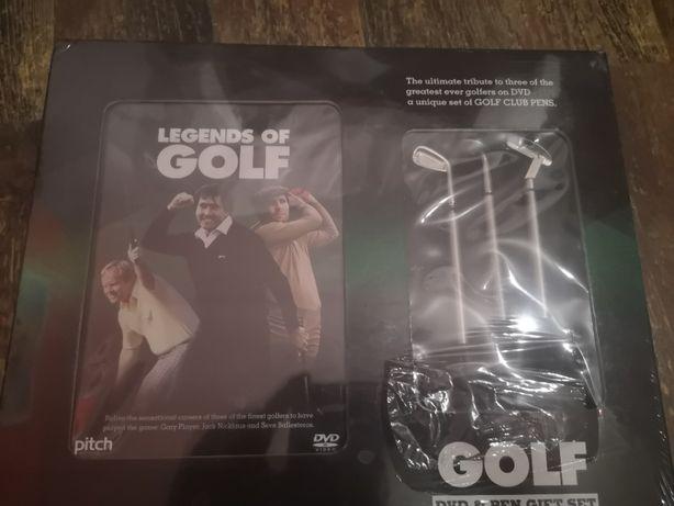 Legends of golf Legendy golfa wydanie kolekcjonerskie dvd