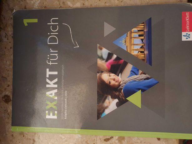 Exakt fur dich 1 Książka ćwiczeń+ DVD