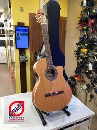 Gitara Elektro-akustyczna Alhambra Nature CW EZ + Futerał / Wysyłka/