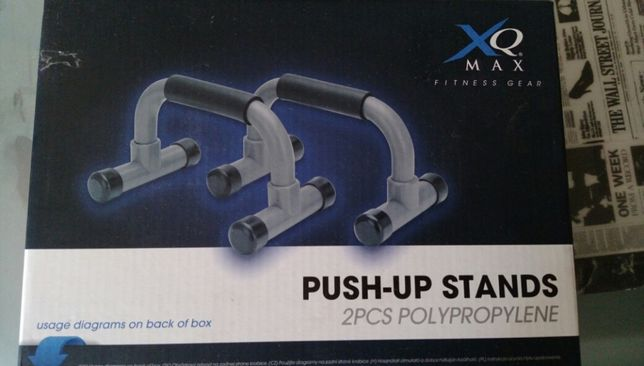 Push-up stands