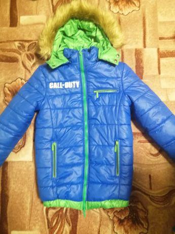 Зимова куртка 146