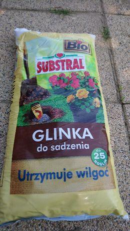 Glinka do sadzenia substral