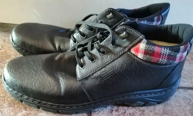 Rieker, porządne męskie buty 46