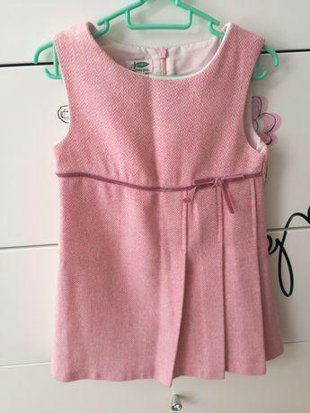 Sukienka dla dziewczynki r. 104