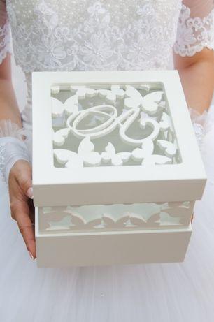 Oryginalne pudełko na koperty