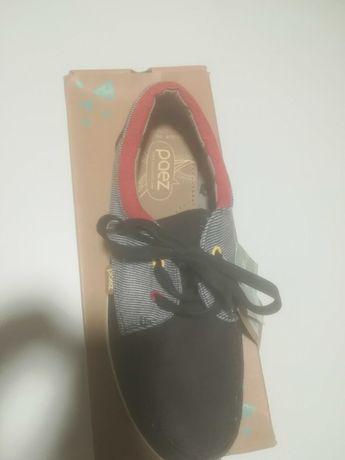 Sapato novo paez