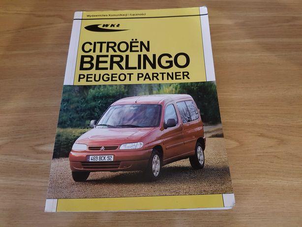 Książka Citroen Berlingo instrukcja