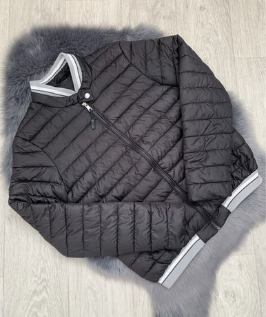 Демисезонная куртка бомбер Amisu H&M ZARA