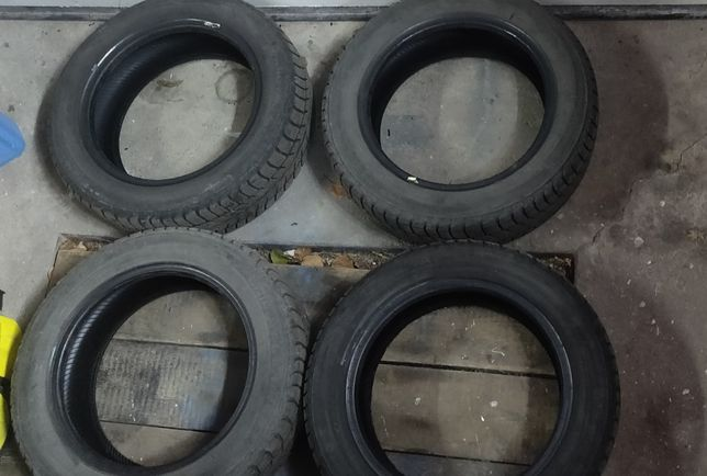 """Komplet Zimowych Opon Uniroyal 155/65 R14"""" 75T MS plus 6"""
