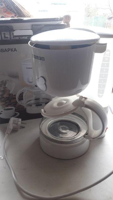 Кофеварка  Делфа