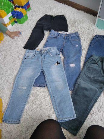 Spodnie zara 104 polecam
