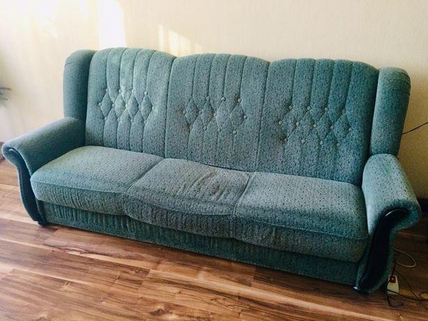 zestaw wypoczynkowy - kanapa, fotel, sofa 2-osobowa
