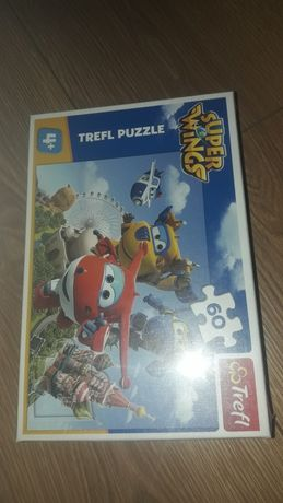 Puzzle nowe 4plus superwings
