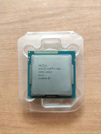 Процессор Intel i5-3550 (LGA 1155)