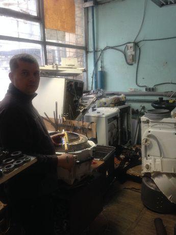 ремонт стиральных,посудомоечных,холодильников,электроплит