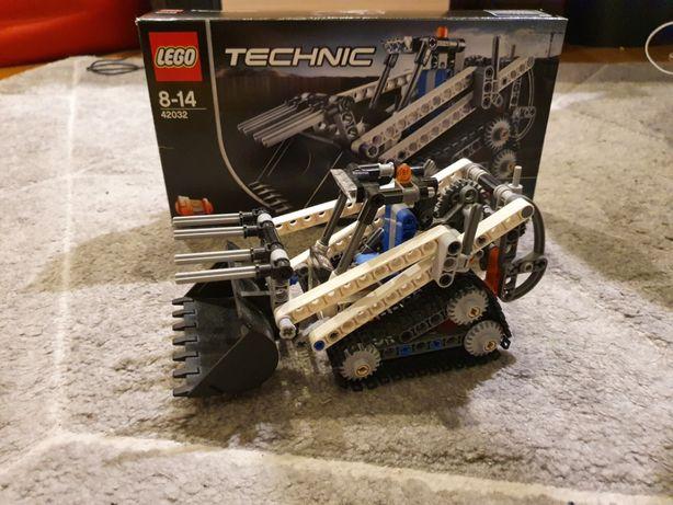 Mała ładowarka gąsienicowa Lego technic 42032