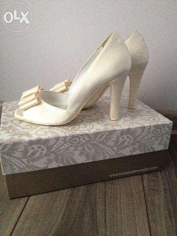 Włoskie Buty Ślubne Lorusso Alta Moda