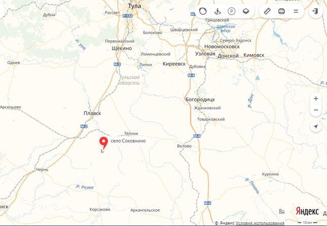 участок под застройку в России