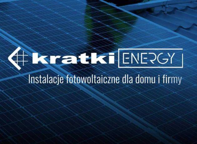 Kratki.pl FOTOWOLTAIKA W 14 DNI ! instalacja fotowoltaiczna 5kW 10kW