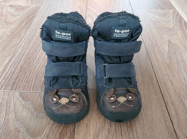 Buty zimowe Mrugała rozm. 26, dł. wkł. 17 cm