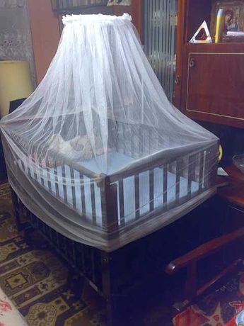 Кроватка детская от 0 до 7 лет