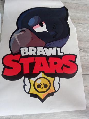 Naklejki ścienne Brawl Stars