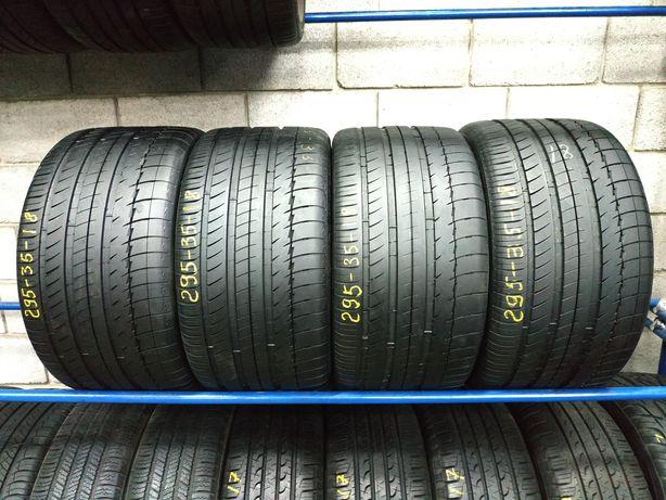 Літні шини 295/35 R18 MICHELIN